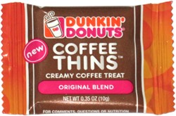 Dunkin' Donuts Coffee Thins Original Blend