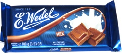 E. Wedel Milk Chocolate