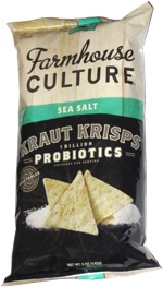 Kraut Krisps Sea Salt
