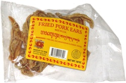 Fried Pork Ears