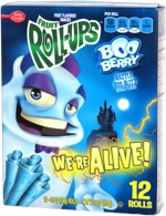 Fruit Roll-Ups Boo Berry Razzle Boo Blitz