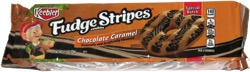 Keebler Fudge Stripes Chocolate Caramel