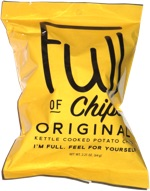 Full of Chips Original Kettle Cooked Potato Chips