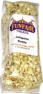 Funfair Treats Jalapeño Kettle