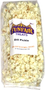 Funfair Treats Dill Pickle