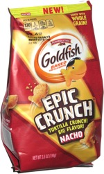 Goldfish Epic Crunch Nacho