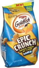 Goldfish Epic Crunch Ranch