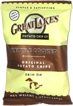Great Lakes Potato Chip Co. Kettle Cooked Original Potato Chips