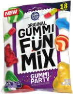 Gummi Factory Original Gummi Fün Mix Gummi Party