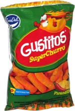 Gustitos SuperChurro Picantillo