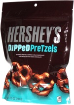 Hershey's Dipped Pretzels