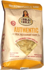Hola Nola Authentic Real Restaurant Chips
