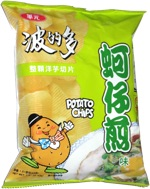 Hwa Yuan Oyster Omelet Potato Chips