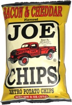 Off Road Joe Chips Bacon & Cheddar