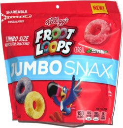Froot Loops Jumbo Snax