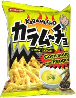Karamucho Corn Snacks Corn Soup with Pepper