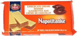 Kras Napolitanke Chocolate Cream Wafers