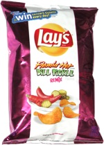 Lay's Flamin' Hot Dill Pickle Remix