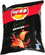 Lay's Spicy Red Pepper