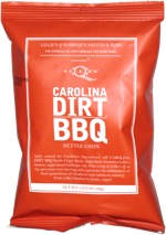 Lillie's Carolina Dirt BBQ Kettle Chips