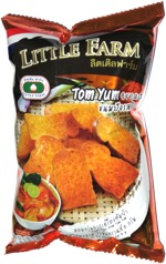 Little Farm Tom Yum Bread
