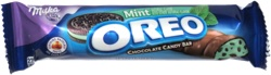 Milka Mint Oreo Milk Chocolate Bar