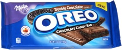 Milka Double Chocolate Oreo Chocolate Candy Bar
