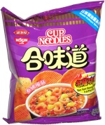 Nissin Cup Noodles Tom Yum Goong Flavor Potato Chips