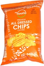 My Nouria All Dressed Chips