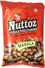 Nuttoz Roasted Chana Masala