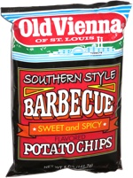 Old Vienna Southern Style Barbecue Sweet and Spicy Potato Chips