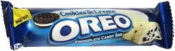 Cookies & Creme Oreo Chocolate Candy Bar