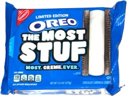 Oreo The Most Stuf