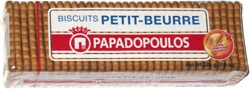 Papadopoulos Biscuits Petit-Beurre