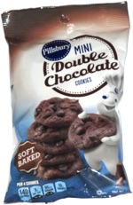 Pillsbury Mini Double Chocolate Cookies