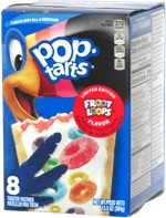 Pop-Tarts Froot Loops Flavor