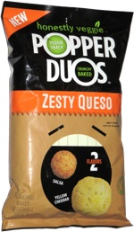 Popper Duos Zesty Queso