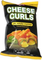 RaceTrac Cheese Curls Jalapeño Popper