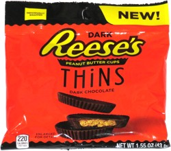 Reese's Thins Dark Chocolate