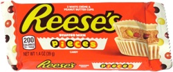 Reese's White Crème Stuffed with Pieces