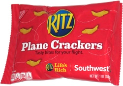 Ritz Plane Crackers