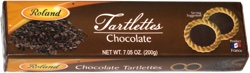 Roland Tartlettes Chocolate