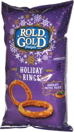 Rold Gold Holiday Rings