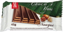 SL Technology Choco 4 You Nougat