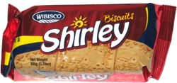 Wibisco Shirley Biscuits
