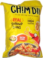 Chim Dii Real Shrimp Chins Pad Thai Flavor