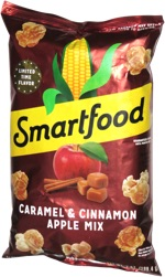 Smartfood Caramel & Cinnamon Apple Mix
