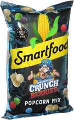 Smartfood Cap'n Crunch's Crunch Berries Popcorn Mix