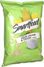 Smartfood Popcorn Sour Cream & Onion
