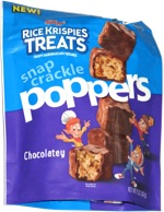 Rice Krispies Treats Snap Crackle Poppers Chocolatey